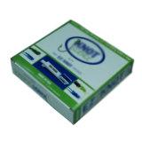 Disque de carton ondulé recyclable emballages papier prix bon marché Auto boîtes du moteur