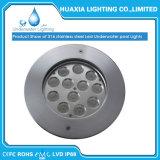 12V 36W 고성능 옥외 LED 지하 가벼운 Inground 수중 수영장 빛