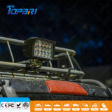 lámpara de trabajo auto del jeep ATV UTV LED del carro 6inch 45W