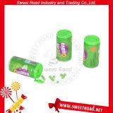 プラスチックびんの甘い道のフルーツの味のソーダ飴玉の小型球キャンデー