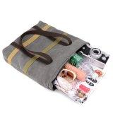 Form-kundenspezifischer Baumwolltote-Frauen-Handtaschen-Segeltuch-Großhandelsbeutel