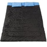 Saco de sono dobro de acampamento ao ar livre Heated especial da pessoa do sequaz 2