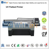 La impresora plana UV 2.5m x 1.3m con LED Lámpara UV