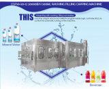 飲むことのためのプラスチックペットボトルウォーターの充填機