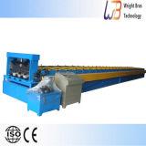 0.8Mm-1.2mm profil trapézoïdal pont métallique machine à profiler de plancher