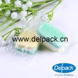 Isento de fosfatos em uma máquina de lavar louça Tablets