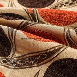 Домашнее тканье, софа, польза драпирования и материальная ткань жаккарда синеля софы 100%Polyester