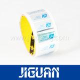 Durable Waterproof Custom Printing PP Round Sticker Label