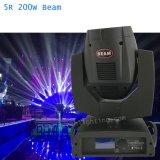 Pista móvil de la viga 200 profesionales de la iluminación 5r Sharpy de la etapa