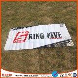 Bandiera di pubblicità d'attaccatura esterna della flessione del PVC