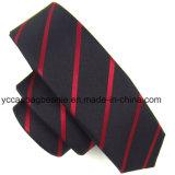 Les nouveaux arrivants Polyester cravates réversible