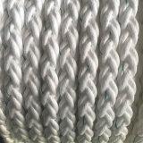 Seil-Marineanker-Seil des Durchmesser-75mm Polyamid-8-Strand