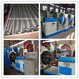 Máquina da trança do fio da mangueira do metal flexível de aço inoxidável