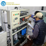Tipo marino pianta del piatto di desalificazione dell'acqua di mare per il sistema di trattamento di acqua