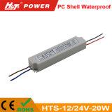 driver dell'alimentazione elettrica di 12V 24V 20W 24W 25W LED LED
