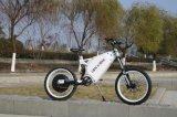 강력한 72V 8000W 쉬운 승차 도시 전기 자전거