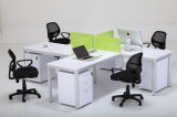 Venda superior a partição do Open Office Workstation com perna de aço (SZ-WST630)