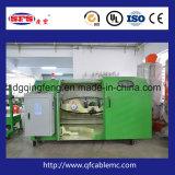 Máquina de encalhamento dobro de alta velocidade do cobre e do fio da torção