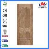 Pelle modellata di legno del portello dell'impiallacciatura del MDF di EV (JHK-009-2)