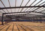 China Proveedor de la estructura de acero prefabricados Edificio Taller