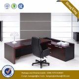 Bureau exécutif de Tableau de bureau de L-Forme (HX-G0195)