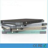 Côté portatif de pouvoir de carte mobile du chargeur 4000mAh d'interpréteur de commandes interactif en métal