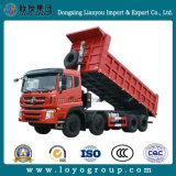 Caminhão de descarga 25-30m3 de Sinotruk Cdw 12-Wheeler 375HP