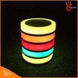 RGB는 변화 태양 빛 LED 태양 Swimiming 수영장 뜨 연못 밤 램프를 착색한다
