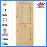 La meilleure porte moulée en bois arquée de vente de placage de forces de défense principale (JHK-S01)