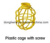 Bouw/Tijdelijk Koord Lichte Sjtw 12/3 die UL/CSA met Plastic Kooi wordt verklaard