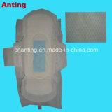 Дешевая устранимая мягкая пусковая площадка повелительницы санитарной салфетки санитарной салфетки с высоким качеством