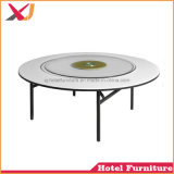 Qualitäts-faltbares Hotel-runder Hochzeits-Bankett-Tisch