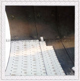 Высокая износоустойчивость глинозема керамические плитки пластины Китай питания