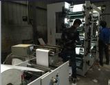 Stampatrice flessografica con la stagnola /Stamp di /Cold di colore rivestire/Lamination/8