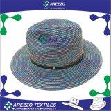 El verano de paja de papel sombrero de vaquero (AZ025C)