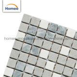 جميل أثينا رماديّ جدار قرميد طبيعيّ حجارة قرميد رخام فسيفساء