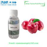 E 액체 Flavoring 높은 집중된 E 주스에 의하여 사용되는 Vape를 위한 Apple 높은 집중된 빨간 취향