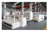 Yyhw-Thermische Masseverbindung-Ofen-Vliesstoff-Maschinerie