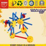 教育DIYのABS就学前の子供のためのプラスチックブロック