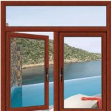 55 salto térmico aluminio Casement Window