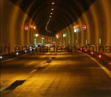IP68 étanche DC 24V/12V Tunnel Route goujon filaire