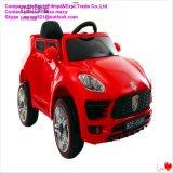 Elektrische Spielwaren-Kind-elektrische Fahrt auf Auto mit hellen Rädern