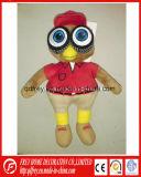 Kundenspezifisches Plüsch-Maskottchen-Spielzeug für Verein/Basketball-Team