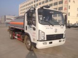 Fotonの小型4X2給油タンクトラック