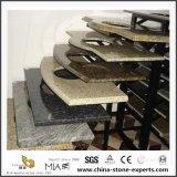 De natuurlijke Witte/Zwarte/Groene/Grijze/Beige/Bruine Teller van de Keuken van de Steen van het Graniet
