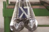 Параллельный двойной головкой цилиндра экструдера из Китая