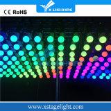 La maggior parte della sfera cambiante della discoteca di DMX LED di colore popolare dell'elevatore