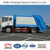Dongfeng 12cbm 압축 쓰레기 트럭