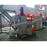 PE PP 부직포 부대를 위한 폐기물 플라스틱 세탁기