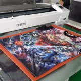 La mejor impresora negra industrial del DTG de la impresora de la camiseta del DTG del foco